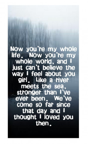 Brad Paisley - Then - country music, song lyrics, music lyrics, song ...
