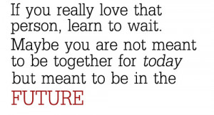 the futureq (couple,happy,love,life,meaning,quote,sayings)