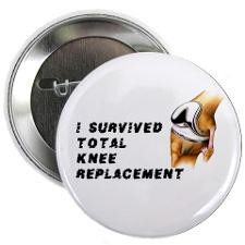 knee replacement Button for