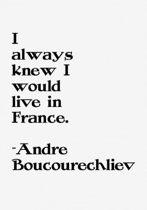 Andre Boucourechliev Quotes & Sayings
