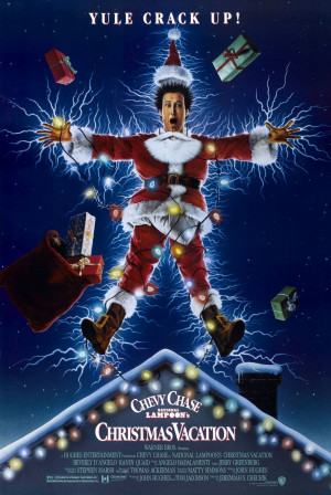 Remember back when Chevy Chase was funny? This is one of those movies ...