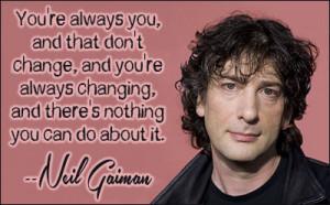 Neil Gaiman Quotes...