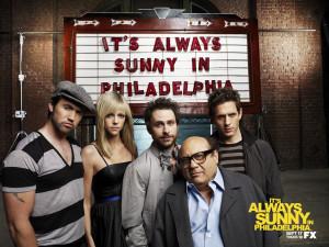 It's Always Sunny in Philadelphia sunny