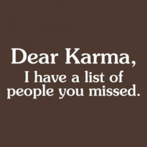 karma, qoutes, sayings