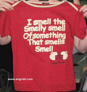 Quote Pictures Spongebob Quotes Smell The Smelly