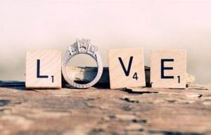 love wooden scrabble letters $ 10 95 gorgeous wooden love letters ...