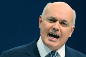 ... source of further embarrassment for Iain Duncan Smith Dave Thompson/PA
