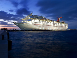 getaway out of Miami? Carnival Cruise Lines' 2,056-passenger Carnival ...