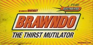 It's got electrolytes.