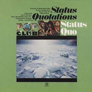 Status Quo: Status Quotations (1968)