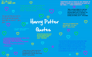 Harry Potter Quotes by TrinForTheWin