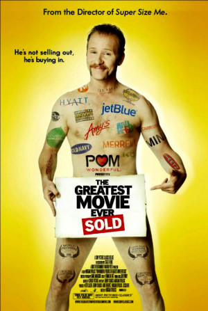 documentary about product placement, made with product placement.