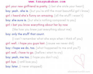 Lovers Quarrel Quotes Past lovers. ouch!!!:'(