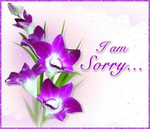 Labels: SORRY