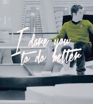 Star trek quotes, deep, best, sayings, do better