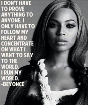 Beautiful Bold Women Beyonce Quote self acceptance self empowerment