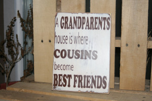 Cousin Quotes And Sayings Where cousins become best