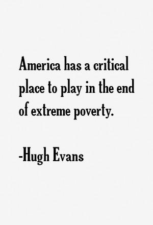 Hugh Evans Quotes & Sayings