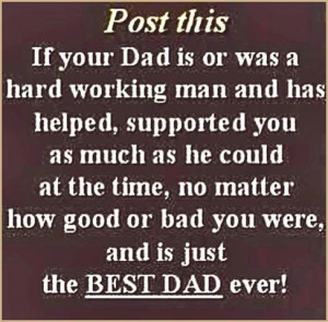 father daughter quotes best fathers day quotes from best dad quotes ...