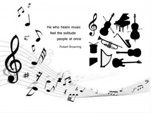 Music Is My Life Quotes Wallpaper with 1600x1198 Resolution