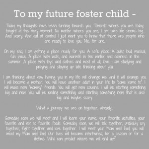 Quotes About Foster Children