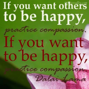 Compassion Quotes and Sayings