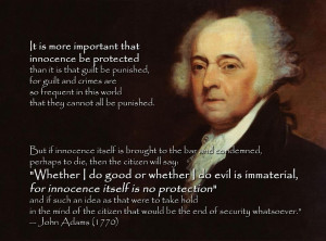 It is more important that innocence be protected…