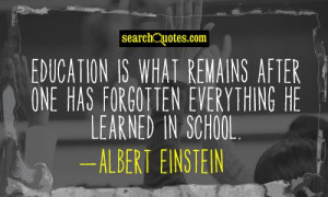 Beauty & Cute Education Quotes
