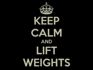 Weight Lifting Quotes and Sayings