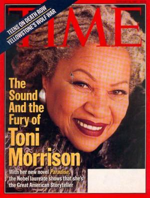 Toni Morrison | Jan. 19, 1998