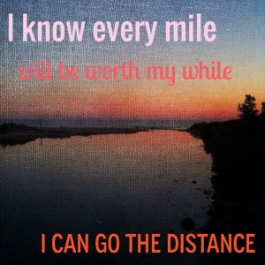 Go the Distance : Hercules : Disney : running quotes : run quotes ...