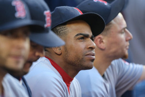 Yoenis Cespedes Red Sox