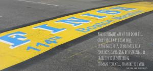 boston marathon quote