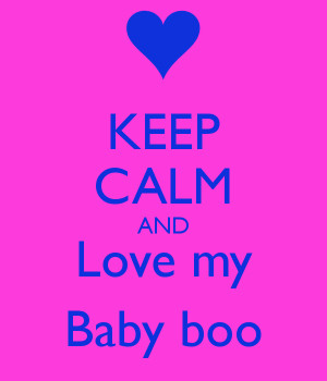 Love Baby Cousin Keep Calm And