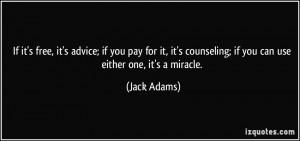 More Jack Adams Quotes