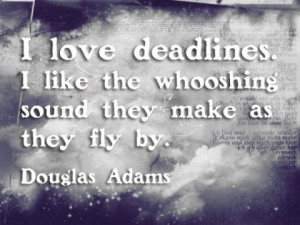 Douglas Adams Famous Quotes