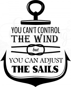 Inspirational Nautical Quote