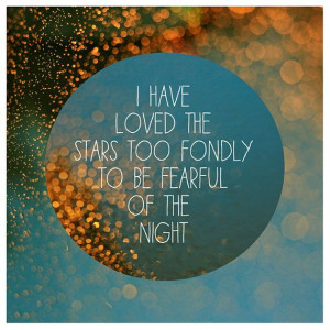 Nature Photography - Text - Type - Quote - Fine Art Photograph - Stars ...