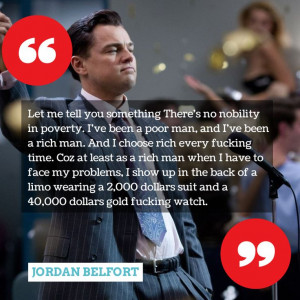 Quotes, Wolf Of Wall Street Quotes, Tv Quotes, Movie Quotes, Un Quotes ...