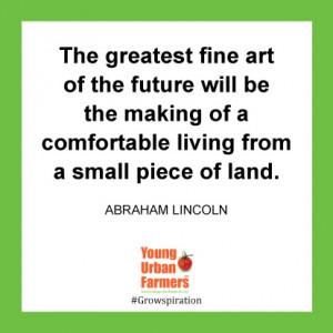 Abraham Lincoln Inaugural