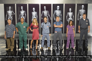 Scrubs Season 8 Photoshoot 2