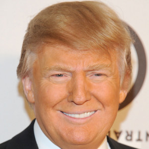 Donald Trump with better hair