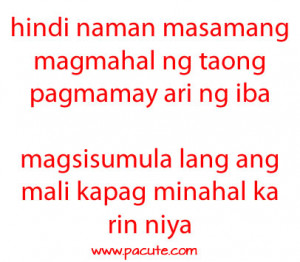 Quotes About Tagalog Sad Love Broken Quotes S...