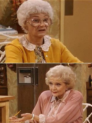 Girls Rose Quotes | The Golden Girls, Bea Arthur, ... | Betty White ...