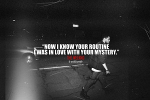 Weeknd Quotes