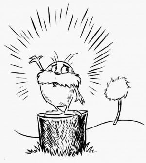 Dr. Seuss Coloring Pages With Quotes
