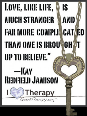 Quotes by Kay Redfield Jamison An Unquiet Mind