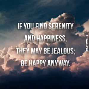 Be Happy Mother Theresa Advice Quote Picture