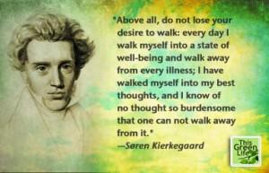 For Kierkegaard, the