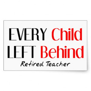 Hilarious Retired Teacher Gifts Rectangular Stickers